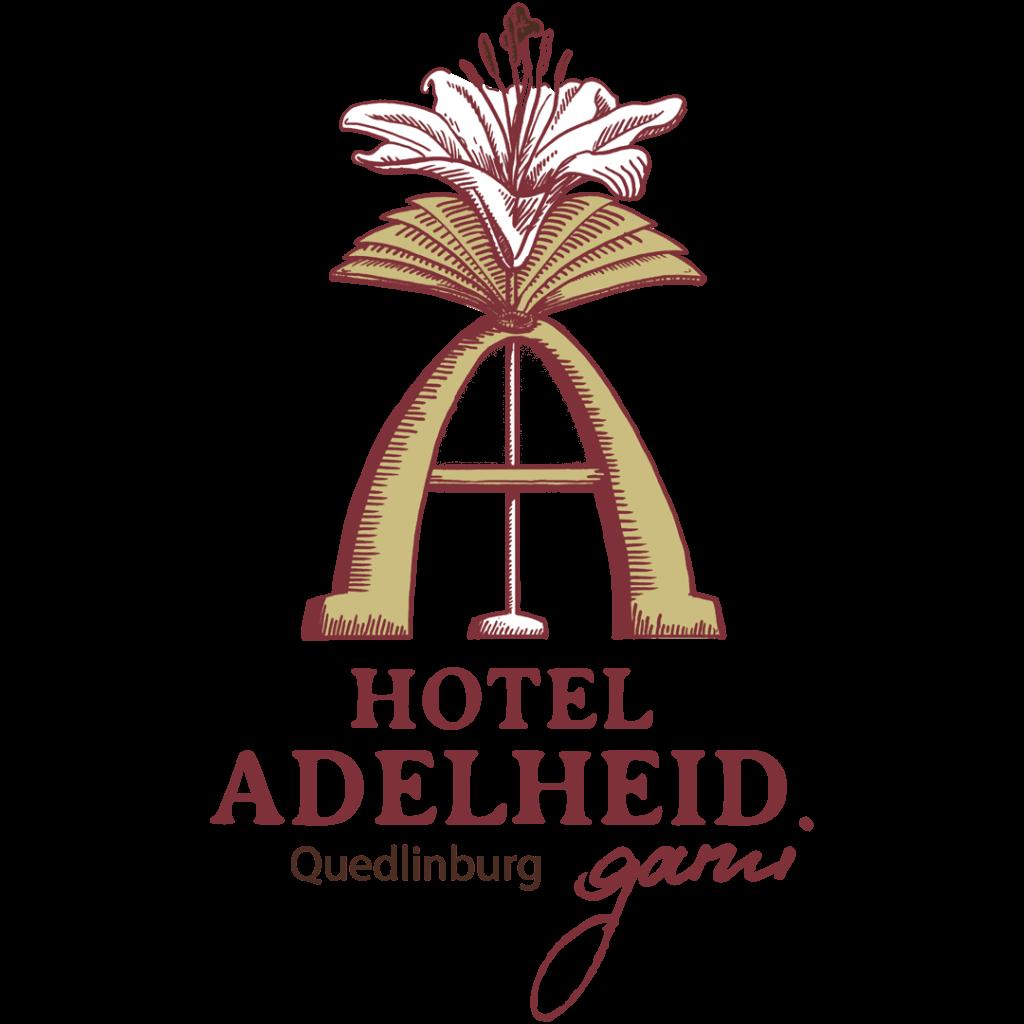Hotel Logo Adelheid garni Quedlinburg Kurzurlaub Harz