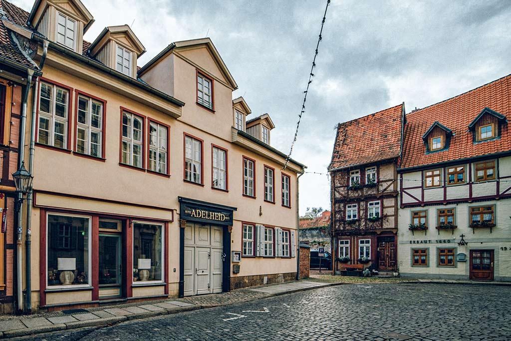 Quedlinburg Hotel - Hotel Adelheid garni Quedlinburg